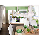 Küchenblock Eco - Weiß, LIFESTYLE, Holzwerkstoff (280cm) - QCINA