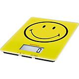 Küchenwaage Smiley Happy - Gelb, KONVENTIONELL, Glas/Kunststoff (23/23,5/4cm) - SÖHNLE