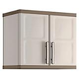 Kunststoffhängeschrank Excellence Cabinet - Sandfarben, MODERN, Kunststoff (65/56,5/39cm)