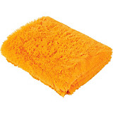 Kuscheldecke Carina - Orange, KONVENTIONELL, Textil (150/200cm) - LUCA BESSONI