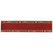 Läufer Vitali - Rot, KONVENTIONELL, Textil (67/300cm)