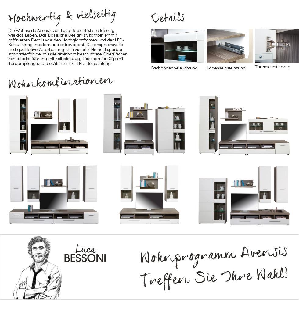 exklusivmarke luca bessoni bei m belix online bestellen. Black Bedroom Furniture Sets. Home Design Ideas