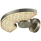 LED-Außenleuchte Pisa - MODERN, Kunststoff/Metall (21/25cm)