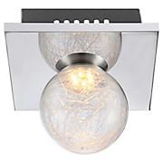 LED- Spotleuchte 56864-1 - MODERN, Glas/Metall (15/15cm)