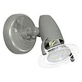 LED-spotleuchte Pocket 2 - Transparent/Grau, MODERN, Kunststoff (8,5cm)