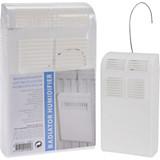 Luftbefeuchter Zum Einhängen - Weiß, KONVENTIONELL, Kunststoff (21,5/13/4cm)