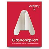 Nachfüllung für Ambrosius Glas König - Weiß, MODERN, Kunststoff (11,7/15/6cm)