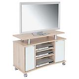 Phonotisch Video Center - Sonoma Eiche, MODERN, Holzwerkstoff/Kunststoff (100/67/45cm)