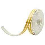 Profildichtung Weiß - Weiß, KONVENTIONELL, Kunststoff (6cm) - HOMEZONE