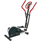 Royalbeach Crosstrainer Cross City 200 - Rot/Silberfarben, KONVENTIONELL, Kunststoff/Metall (129/162/63cm)