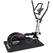 Royalbeach Crosstrainer Rb Sports - Schwarz, MODERN, Kunststoff/Metall (158/69/164cm)