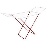 Ruhaszárító Kolibri - piros/kék, konvencionális, fém (180/55/93cm) - HOMEZONE