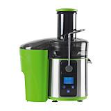 Saftpresse Livington Fitmix Juicer - Grün, KONVENTIONELL, Kunststoff/Metall (32/24/40cm) - MEDIASHOP