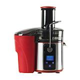 Saftpresse Livington Fitmix Juicer - Rot, KONVENTIONELL, Kunststoff/Metall (32/24/40cm) - MEDIASHOP