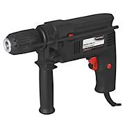 Schlagbohrmaschine EM-ED-E 500-13 - Rot/Schwarz, KONVENTIONELL, Kunststoff (26,5/6,5/23cm) - MATRIX