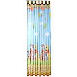 Schlaufenvorhang Winnie The Pooh - Multicolor, LIFESTYLE, Textil (140/250cm) - DISNEY