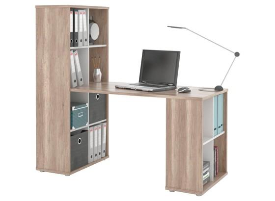 schreibtisch quattro online kaufen m belix. Black Bedroom Furniture Sets. Home Design Ideas