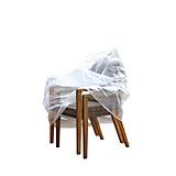 Schutzhülle Basic - Transparent, KONVENTIONELL, Textil (67/66/110cm)