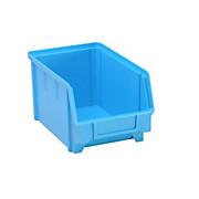 Sichtbox Hubert - Blau, KONVENTIONELL, Kunststoff (14.5/12.5cm)