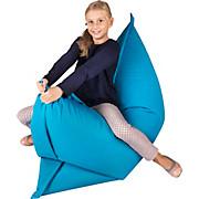 Sitzsack B52 Blau - Blau, MODERN, Textil (140/100/30cm)