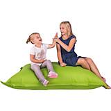 Sitzsack B52 Kiwi - Hellgrün, MODERN, Textil (140/100/30cm)