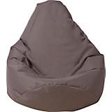 Sitzsack Buzz - Grau, MODERN, Textil (85/120/85cm)