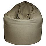 Sitzsack Buzz Soft - Braun, MODERN, Textil (85/120/85cm)