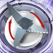 Smoothie Maker Fitmix 600w Rot - Rot/Weiß, KONVENTIONELL, Kunststoff (26,3/40/17,1cm) - MEDIASHOP