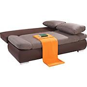 Sofa Sofa - smeđa, Moderno, tekstil (202/97/71cm)