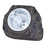 Solarlampe Emilia - Grau, KONVENTIONELL, Kunststoff (14,5/11,5/11cm)
