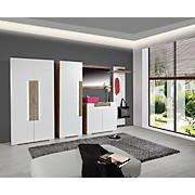 Spiegel Toronto - Eichefarben, MODERN, Glas/Holzwerkstoff (90/70/2cm) - OMBRA