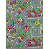 Spielteppich Ralley - KONVENTIONELL, Textil (120/160cm)