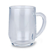 Spritzerglas Jenny - Klar, KONVENTIONELL, Glas (10.8/10.1/7.2cm)