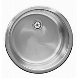 Spüle 141001 - MODERN, Metall (38.50/15cm)