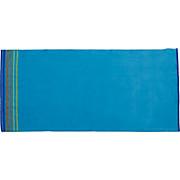 Strandtuch Genevia - Türkis, MODERN, Textil (80/160cm) - LUCA BESSONI