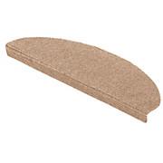 Stufenmatte Braun - Braun, KONVENTIONELL, Textil (65/25cm)