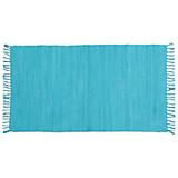 Szőnyeg Annika - türkiz, konvencionális, textil (70/120cm) - OMBRA