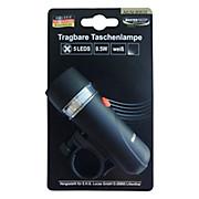 Taschenlampe L:10cm - KONVENTIONELL, Kunststoff (10cm)