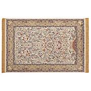 Teppich Isphahan,160x230cm - Beige, KONVENTIONELL, Textil (160/230cm)