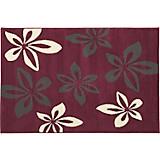 Teppich Kimi - Violett, KONVENTIONELL, Textil (160/225cm)
