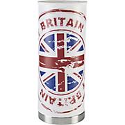 Tischleuchte Britain - KONVENTIONELL, Kunststoff/Metall (15/37cm) - LUCA BESSONI