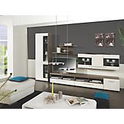 TV-Element Avensis - Schwarz, MODERN (149/41/50cm) - LUCA BESSONI