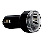 USB-ladeadapter Aroso - Schwarz, KONVENTIONELL, Kunststoff