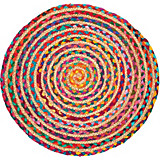 Vorleger Dillon - Multicolor, KONVENTIONELL, Textil (100cm) - OMBRA