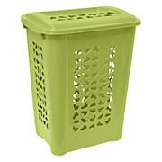 Wäschetonne Per, 60 Liter - Hellgrün, KONVENTIONELL, Kunststoff (60/34/45cm)