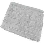 Waschhandschuh Lilly - Anthrazit, KONVENTIONELL, Textil (16/21cm)