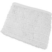 Waschhandschuh Lilly - Weiß, KONVENTIONELL, Textil (16/21cm)