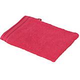 Waschhandschuh Miriam - Pink, MODERN, Textil (16/21cm) - LUCA BESSONI