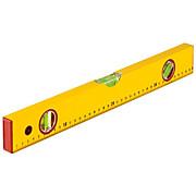 Wasserwaage 40cm - Gelb, KONVENTIONELL, Metall (40cm)