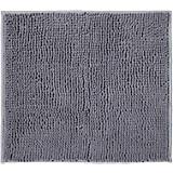 WC-vorleger Anke, mit/ohne Schnitt - Grau, MODERN, Textil (45/50cm) - LUCA BESSONI